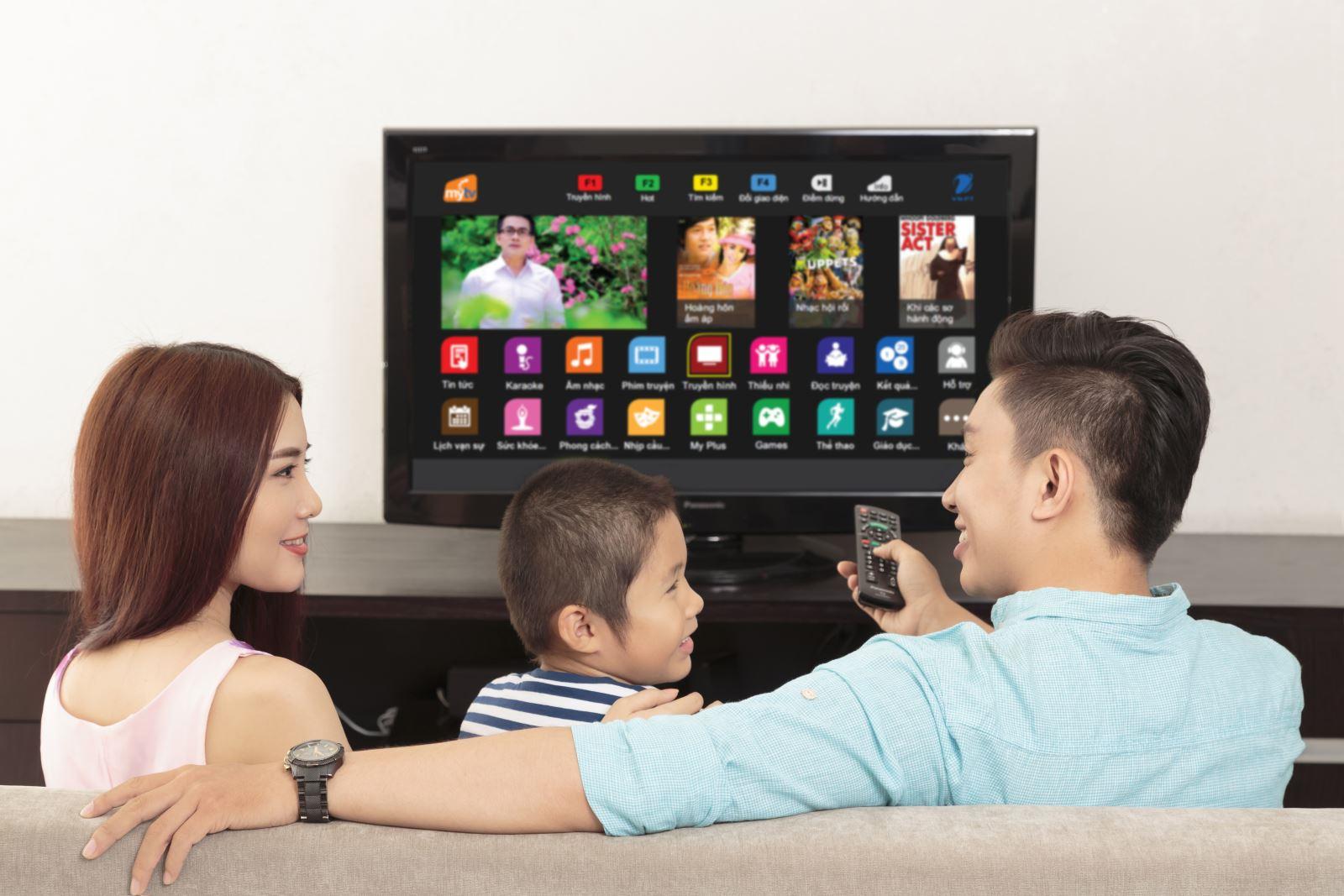 Khuyến mãi lắp mạng internet cáp quang và truyền hình VNPTtháng 11/2018