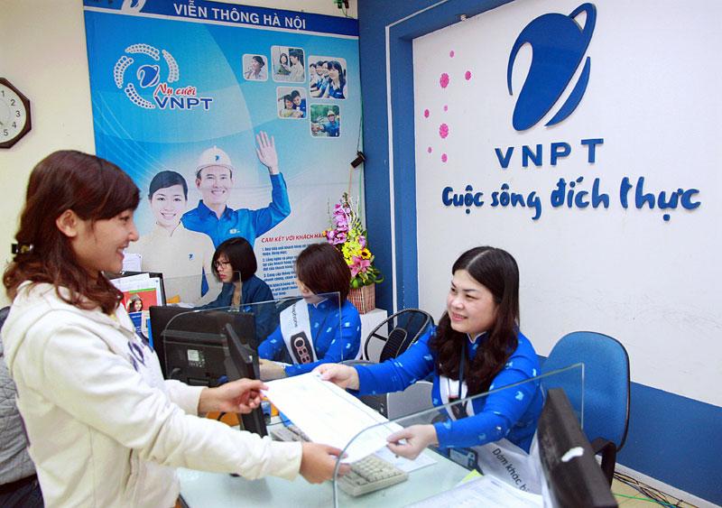 """Chủ động quản lý các dịch vụ qua """"My VNPT"""""""