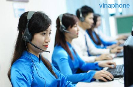Tổng đài, số Hotline chăm sóc khách hàng Vinaphone