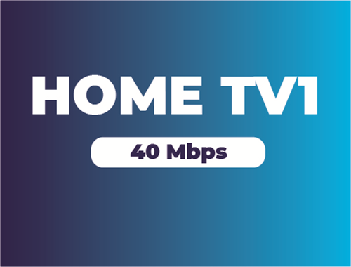 HOME TV1