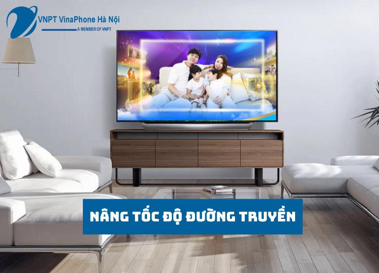 Điểm mới trong gói cước Home TV - Internet truyền hình VNPT