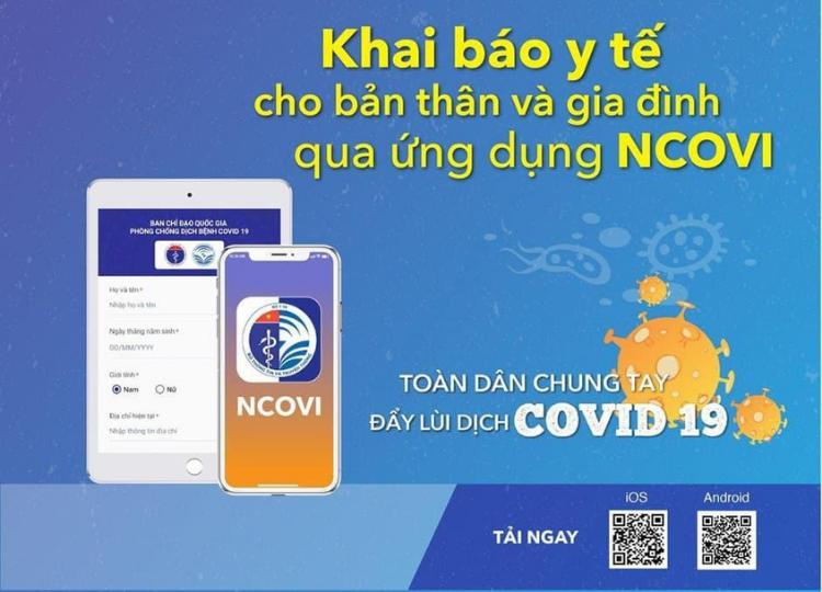 Vnpt ứng dụng công nghệ - hỗ trợ người dân đồng lòng chống dịch covid-19