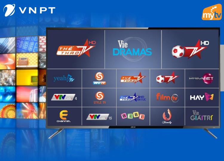 Lựa chọn gói cước MyTV phù hợp với cho mọi gia đình