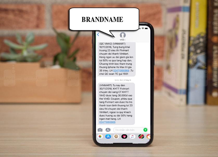 Quy định và thủ tục đăng ký sử dụng dịch vụ tin nhắn quảng cáo SMS Brandname