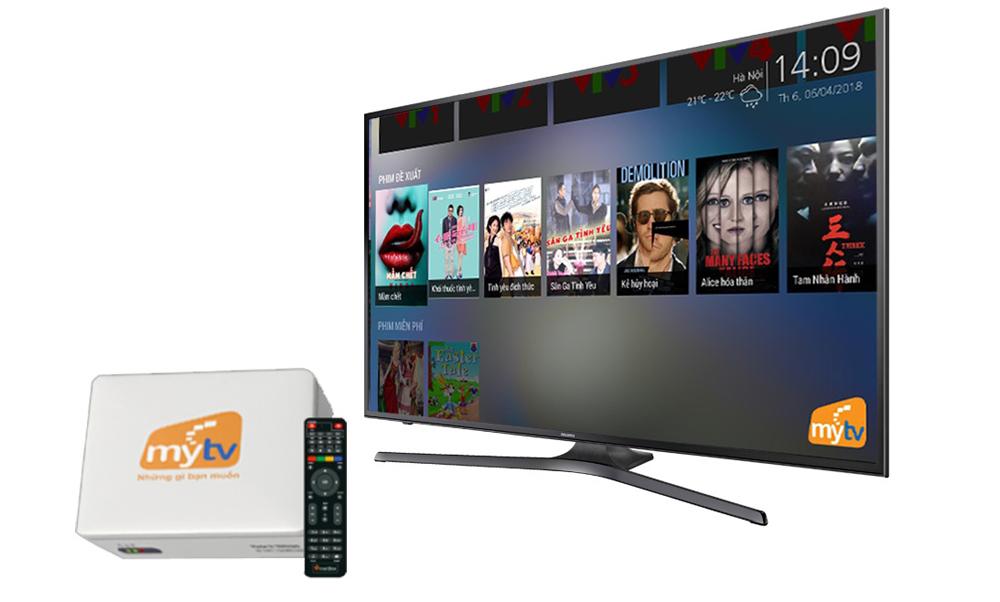 Khuyến mại lắp mới truyền hình MyTV tại Hà Nội tháng 08 năm 2020