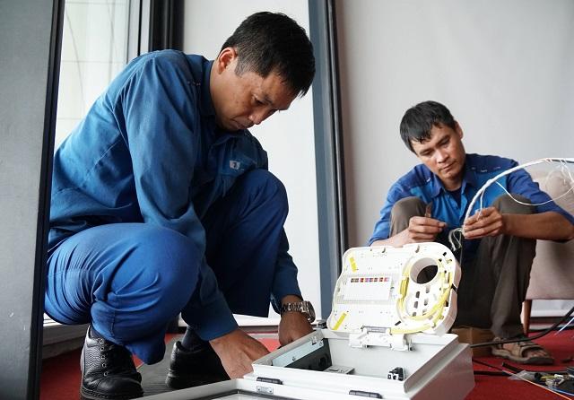 VNPT Hà Nội đầu tư hàng trăm tỷ đồng ngầm hóa các công trình hạ tầng kỹ thuật.
