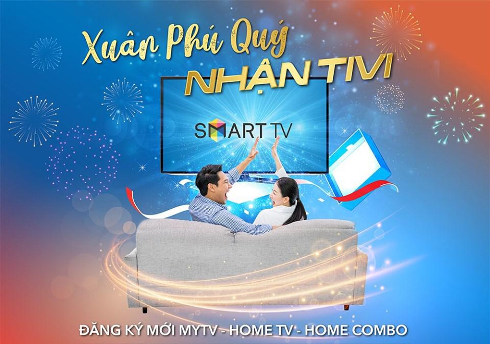 Lắp truyền hình MyTV đang có khuyến mại gì?