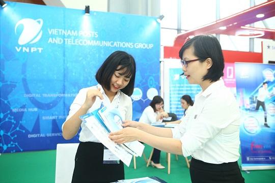 """VNPT mang mô hình """"Thành phố thông minh"""" đến Diễn đàn Khởi nghiệp sáng tạo Hà Nội 2019"""