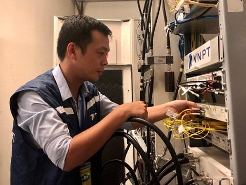 VNPT cung cấp các dịch vụ VT-CNTT cho Diễn đàn Khởi nghiệp sáng tạo Hà Nội 2019