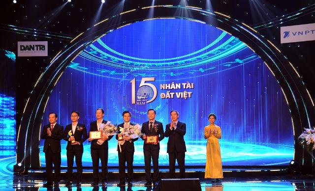 Giải thưởng Nhân tài Đất Việt: Đưa giá trị Việt vươn tầm thế giới