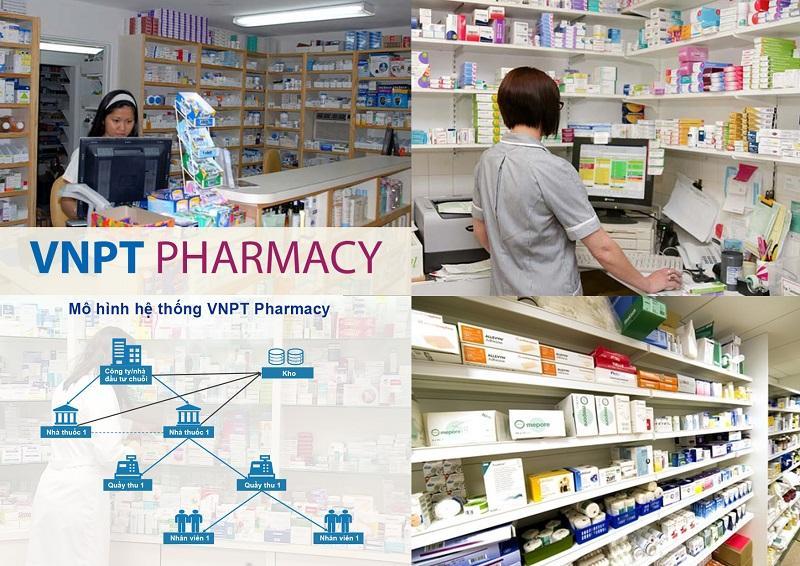 VNPT-Pharmacy mang lại cho các nhà thuốc nhiều lợi ích lớn