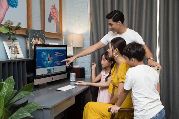 VNPT đi đầu trong việc triển khai các gói tích hợp Internet - truyền hình - di động
