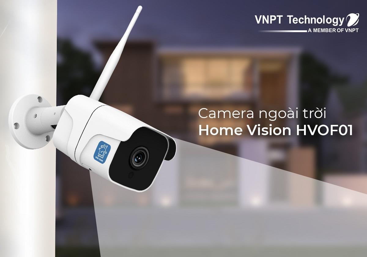 VNPT chính thức gia nhập thị trường camera thông minh
