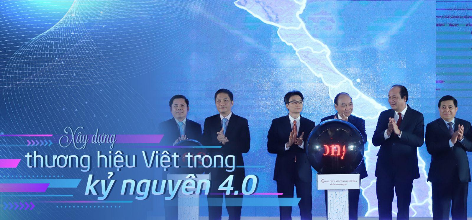 Xây dựng thương hiệu 4.0 - Câu chuyện từ thương hiệu Việt