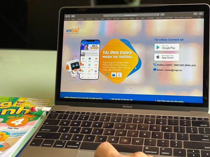 VNPT E-learning: Phần mềm dạy học online hiệu quả trong mùa dịch Covid-19