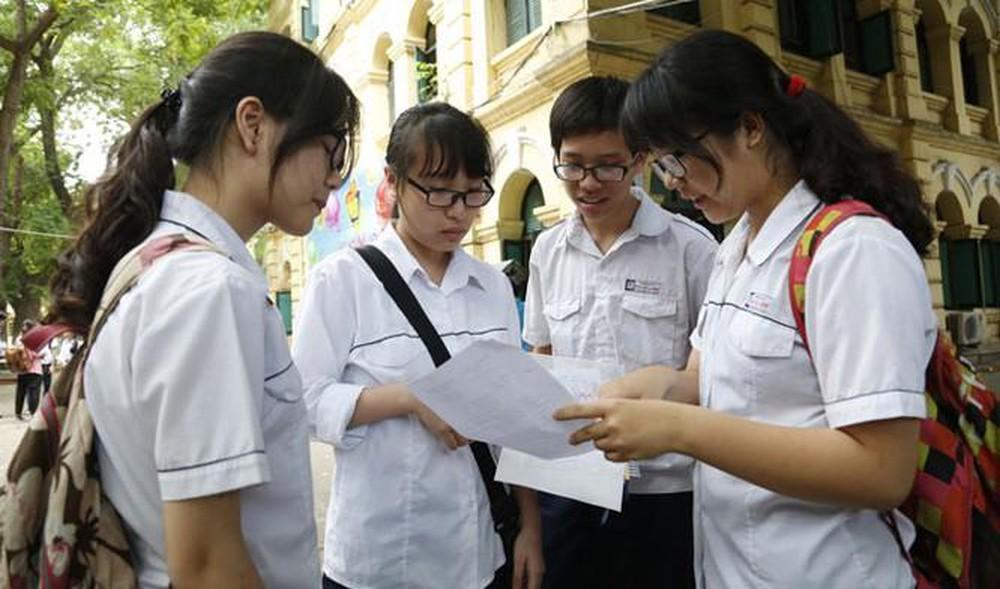 Hà Nội dự kiến công bố điểm thi vào lớp 10 ngày 3/8/2020