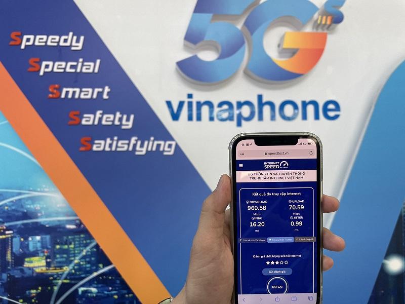 iPhone đã có thể sử dụng dịch vụ 5G và VoLTE của VinaPhone