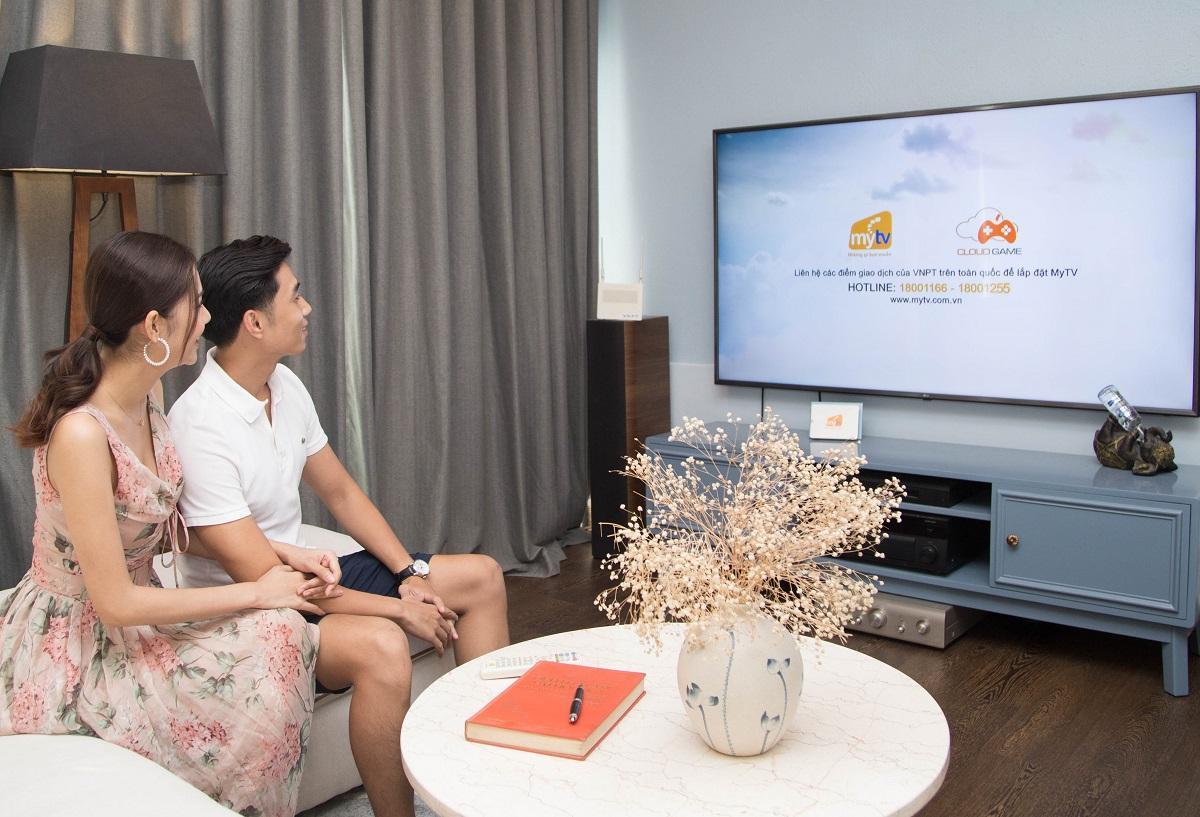 Truyền hình MyTV có nhều khuyến mại hấp dẫn trong tháng 5 năm 2021
