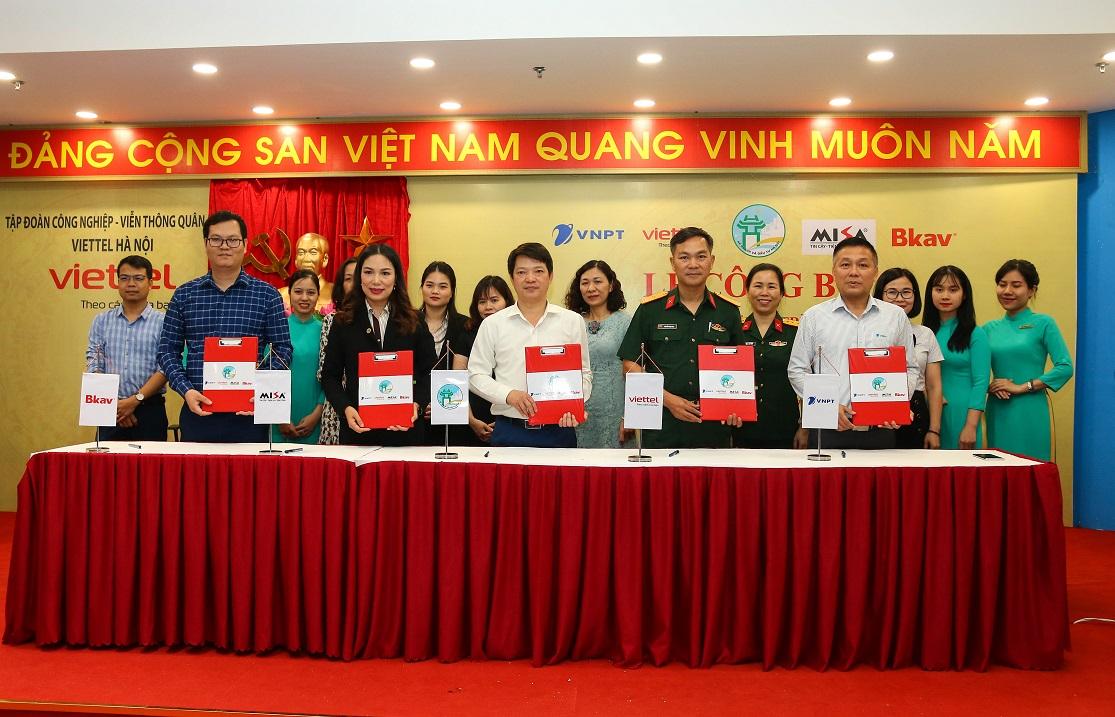Doanh nghiệp thành lập mới trên địa bàn Hà Nội năm 2021 đượchỗ trợ chữ ký số và hóa đơn điện tử miễn phí