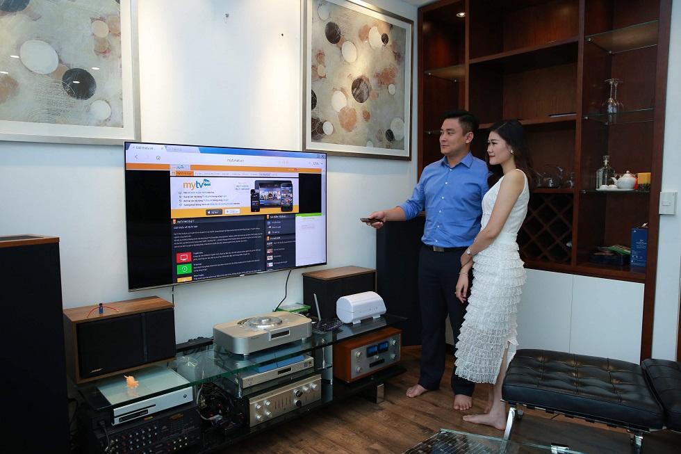 Khuyến mại lắp truyền hình MyTV trong tháng 6 năm 2021