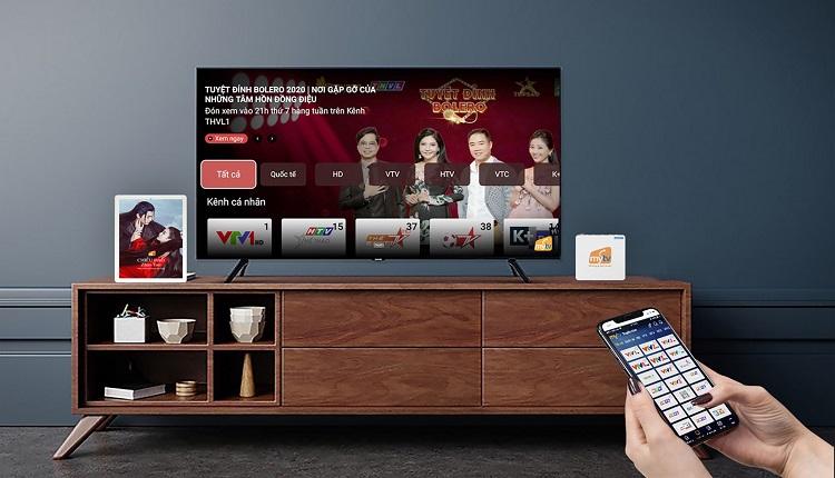 Cách lựa chọn gói cước truyền hình MyTV