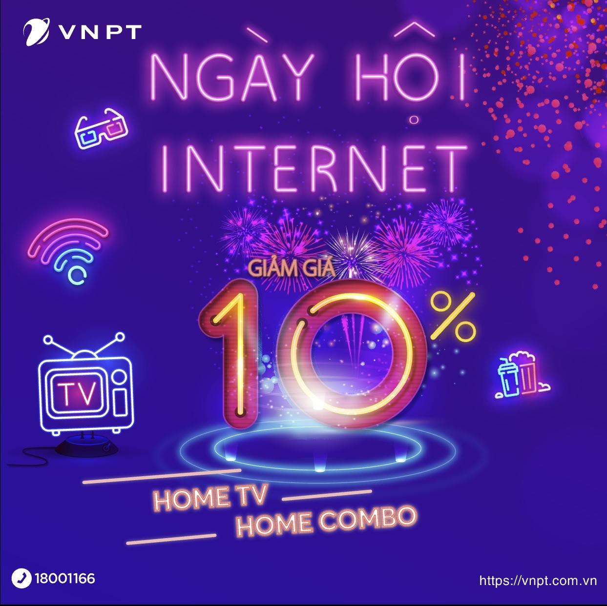 """VNPT Hà Nội triển khai chương trình khuyến mại """"Ngày hội Internet"""""""