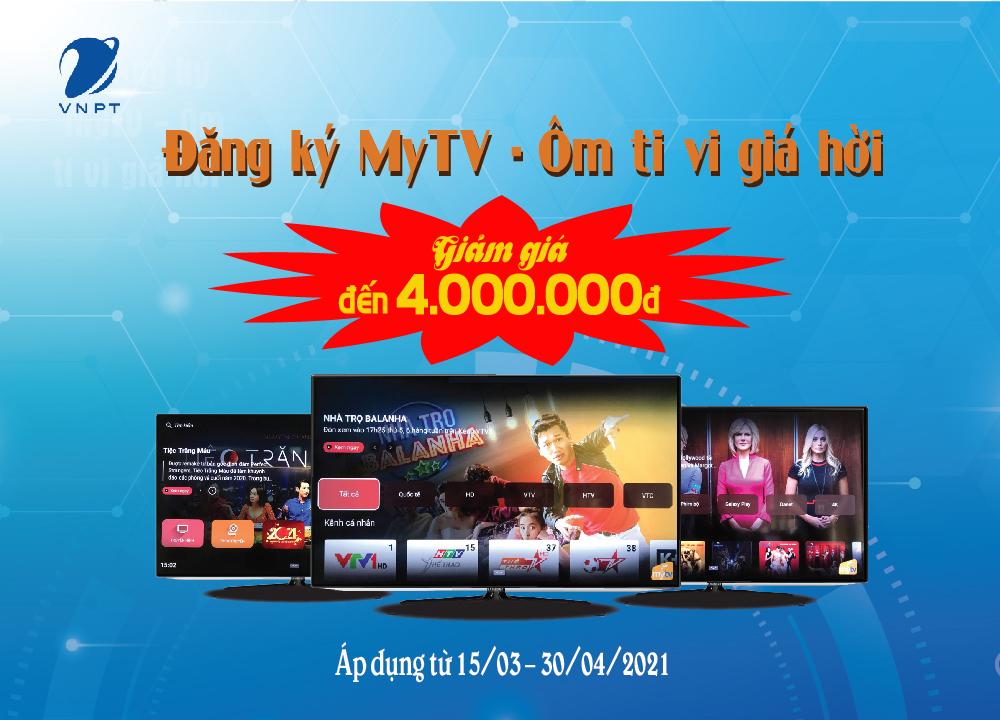 Làm thế nào để tiết kiệm đến 4 triệu đồng khi mua tivi Samsung?