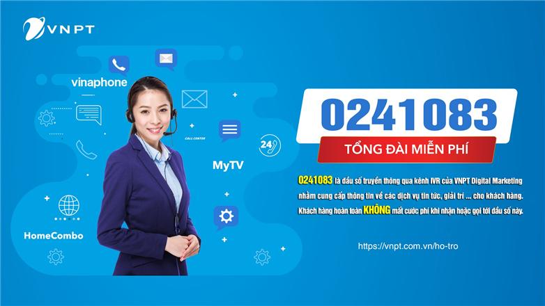 0241083 – Hệ thống truyền thông của VNPT