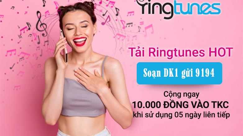 Hướng dẫn cách cài nhạc chờ VinaPhone - Ringtunes