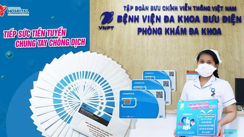VNPT đồng hành cùng Tp Hồ Chí Minh đẩy lùi dịch COVID-19