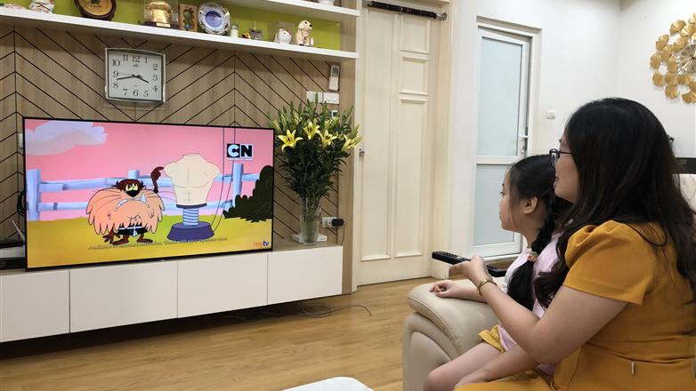 Danh sách kênh có trong gói nâng cao của truyền hình MyTV OTT