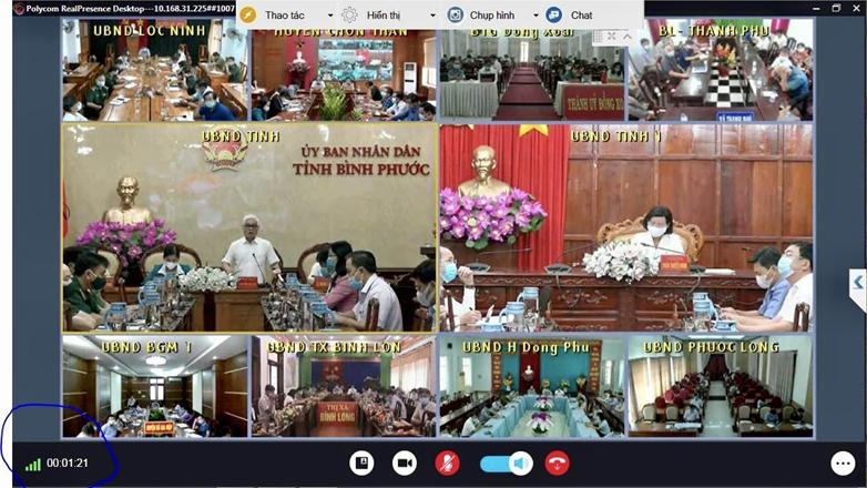 VNPT triển khai hội nghị trực tuyến phục vụ lễ kỷ niệm Quốc khánh 2/9  và đảm bảo kết nối tới tuyến xã/phường