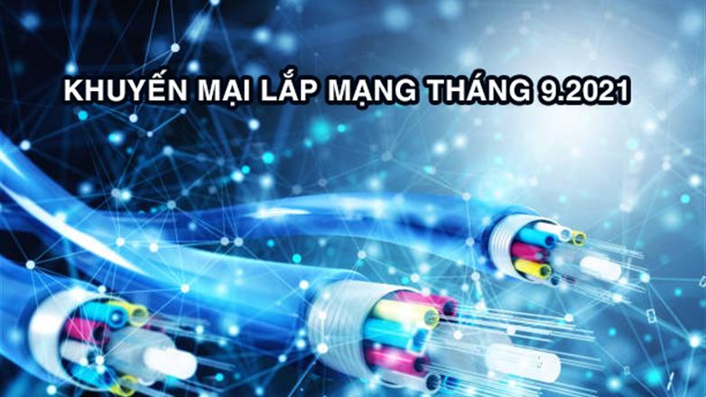 Khuyến mại lắp mạng internet VNPT tháng 9 năm 2021