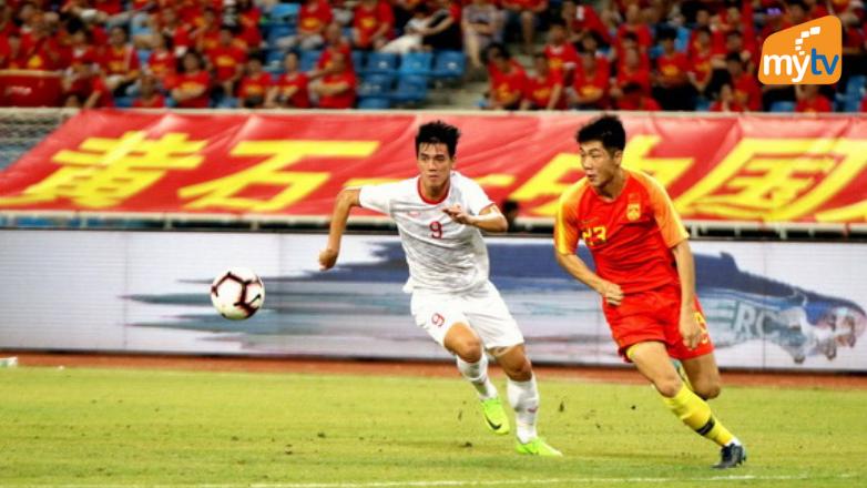 Trực tiếp Việt Nam – Trung Quốc vòng loại 3 WC 2022 trên MyTV OTT