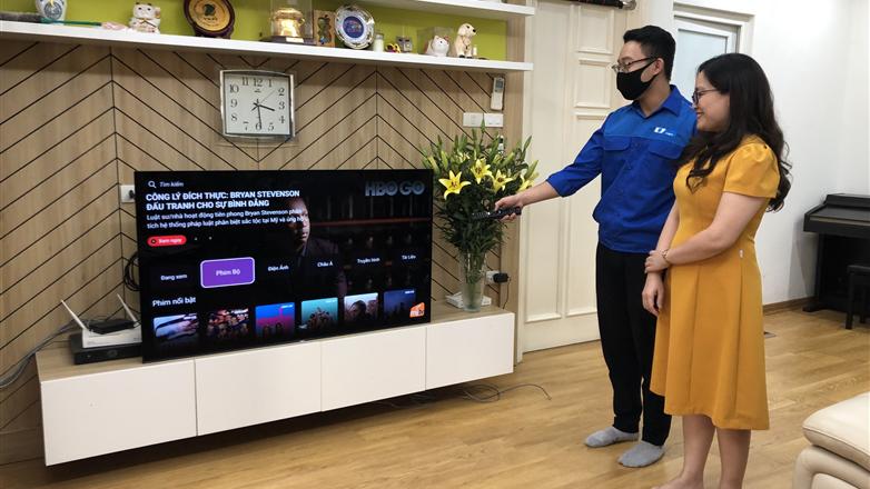 Khuyến mại lắp truyền hình MyTV VNPT tháng 10/2021