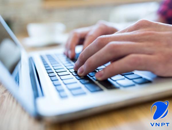 Việc đăng ký lắp đặt Internet VNPT qua website giúp khách hàng dễ dàng đăng ký hơn